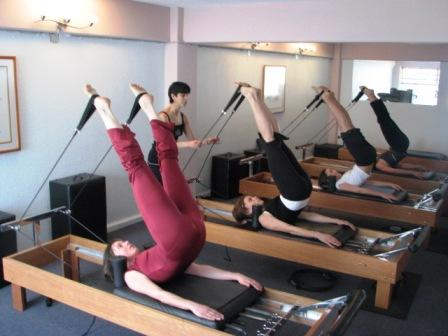 La respiracin en el mtodo Pilates