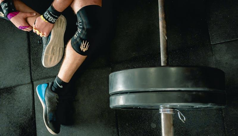 dolor muscular después del entrenamiento