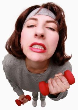 no quiero hacer ejercicio